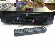 SONY Kopierstation MXD-D4 - MD Recorder&Player + CD Player - MDLP - Longplay !!!