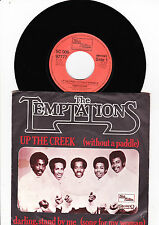 """7"""" The Temptations - Up the Creek -------"""