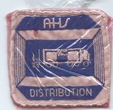 American Home Shield AHS truck driver patch driver patch 2-7/8 X 3
