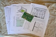 PCB for Mixer PSU  +/-17V @ 1.5A and 48V @ 500mA equivalent to Soundcraft CPS150