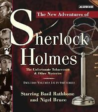 The Unfortunate Tobacconist & Other Mysteries: The New Adventures of Sherlock Ho