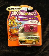 Matchbox Around The World #18 Land Rover Discovery