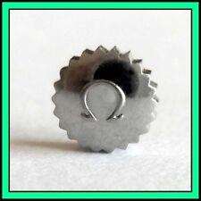 OMEGA Watch Crown Stainless Steel - ORIGINAL - N.O.S. - 5.40 mm - STEM: 100