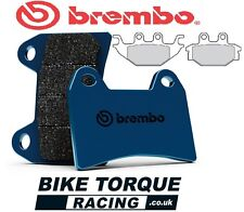 Yamaha YZF125 R125 R 08  Brembo Carbon Ceramic Rear Brake Pads