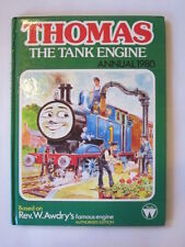 THOMAS THE TANK ENGINE ANNUAL 1980 - Awdry, Rev. W.. Illus. by Hodges, Edgar