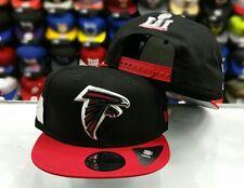 Atlanta Falcons New Era Super Bowl LI (51) Rear Patch 9FIFTY snapback Hat Cap