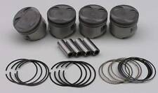 Nippon Racing JDM Honda B-Series Turbo Piston Kit Pistons B16A B18C LS 81mm H