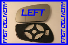 FORD MONDEO MK3 FACELIFT FROM 53 TO 57REG WING MIRROR GLASS HEATED CLIP ON  LEFT