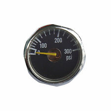 New 300 PSI Paintball Micro Gauge