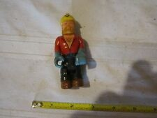 Fisher Price Husky Helper police man construction logger worker truck driver guy