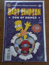 1st ISSUE Collectors item Simpsons Comics BONGO Group BART SIMPSON Son of Homer