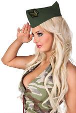Army Militär Schiffchen NEU - Karneval Fasching Hut Mütze Kopfbedeckung