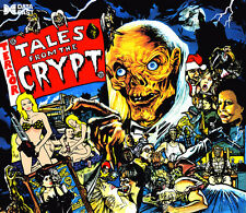 Data East Tales From The Crypt Pinball PLAYFIELD Light Mod BLUE