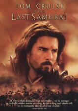 The Last Samurai (DVD, 2008)