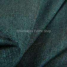 New Soft Textured Boucle Weave Effect Blue Chenille Furnishing Upholstery Fabric