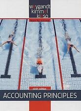 Accounting Principles by Donald E. Kieso, Paul D. Kimmel and Jerry J....