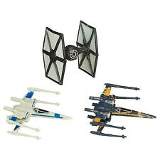 Star Wars The Force Awakens Micro Machines 3-Pack X-Wing Dogfight