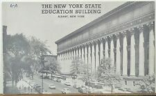 1956 New York State Education Building informational brochure b
