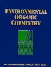 Environmental Organic Chemistry (Environmental Science & Technology S.)
