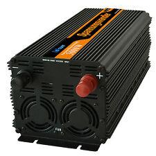 New 3000 Watt  Max. 6000 Watt DC TO AC 24V Inverter to 240V Inverter converter