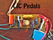 LIC Pedals Germanium Boost Kit Complete w/Enclosure  (NPN Version)
