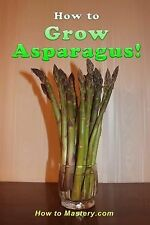 How to Grow Asparagus by How-to Mastery (2015, Paperback)