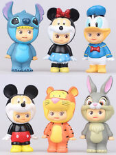 6 pcs lot Sonny Angel Mini Figure baby doll Animal toys collection Kids New