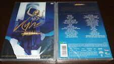DVD KYLIE MINOGUE - LIVE IN UK 2014 + LIVE MELBOURNE 1998 (BRAZIL EXCLUSIVE)