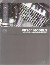 2014 Harley VRSC VRSCDX VRSCF Repair Service Workshop Manual 99501-14