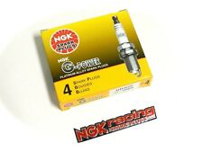 01-05 HONDA CIVIC 1.7L NGK RACING G-POWER SPARK PLUG KIT FREE NGK EMBLEM