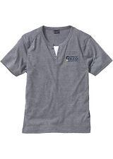Lässiges T-Shirt im Slim Fit in Doppeloptik Gr.52-54
