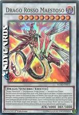 Drago Rosso Maestoso ☻ Super Rara ☻ LC5D IT071 ☻ YUGIOH ANDYCARDS