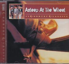 ASLEEP AT THE WHEEL - 23 COUNTRY CLASSICS  - CD - NEW -