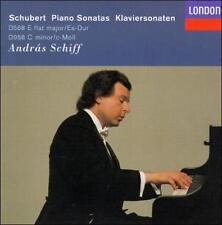 `Schiff, Andr?s`-Schubert: Piano Sonatas Vol 4; CD NEW