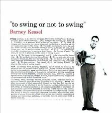 Vol. 3: To Swing or Not to Swing by Barney Kessel (CD, Sep-2011, Poll Winners Re