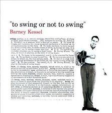 Vol. 3: To Swing or Not to Swing by Barney Kessel (CD, Sep-2011, Poll Winners Re