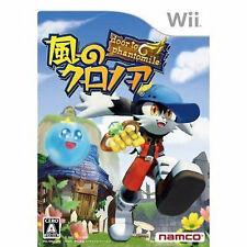 Kaze no Klonoa Door to Phantomile Nintendo Wii Japan