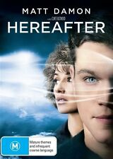 HEREAFTER  DVD R4  Matt Damon