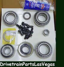 """Value Master Bearing Rebuild Kit GM 7.5"""" 7.6"""" 10 Bolt Early 1981 to 1998"""