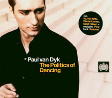 PAUL VAN DYK = politics of dancing =2CD= TRANCE PROGRESSIVE TRANCE HOUSE MIX !