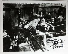 """OUR GANG Autograph 8x10 Photo signed by Tommy """"Butch"""" Bond- FREE S&H (LHAU-773)"""