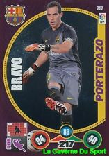 363 CLAUDIO BRAVO CHILE FC.BARCELONA PORTERAZO CARD ADRENALYN 2015 PANINI