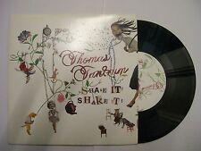 """THOMAS TANTRUM Shake It! Shake It! – 2007 UK LTD ED 7"""" Vinyl  – Indie Rock RARE!"""