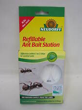 New Neudorff Ant Killer Bait Station Destroys Ants Kills The Nest Pk2 Traps