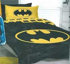 BATMAN SINGLE / US TWIN  bed QUILT DOONA DUVET COVER SET NEW