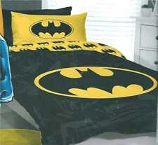 BATMAN DOUBLE / US FULL bed QUILT DOONA DUVET COVER SET NEW
