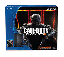 Sony PlayStation 4 500GB Console Call of Duty Black Ops III Bundle New!