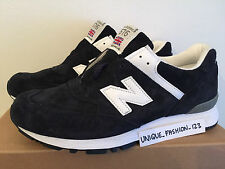 NEW BALANCE 576 DNW US 6 UK 4 36.5 MADE IN ENGLAND DARK NAVY BLUE WHIT W576DNW