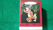 Hallmark Ornament  1993 TIGGER AND PIGLET/WINNIE