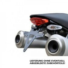 Soporte de matrícula DUCATI Monster 796/1100 ajustable, ajustable tail tidy
